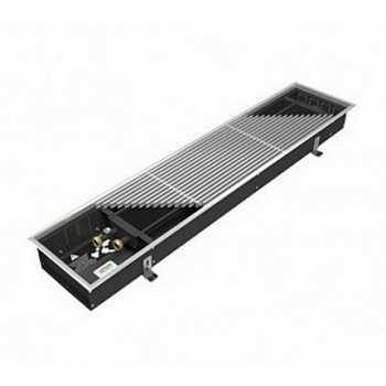 Stout Конвектор внутрипольный SCQ 75.240.800 (Решётка роликовая, анодированный алюминий) SCQ-1100-0724080