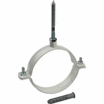 Stout Элемент дымохода  хомут крепежный  DN100, для крепления к стене. SCA-6010-000003