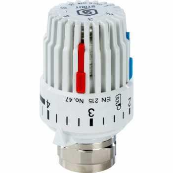 Stout Головка термостатическая, газовая M30x1,5 SHT 0001 003015
