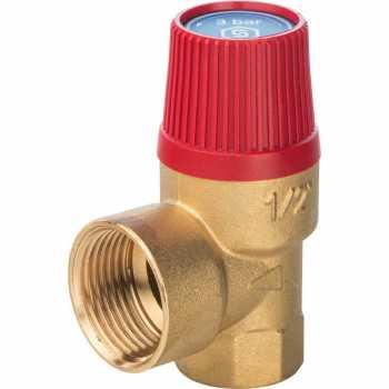 Stout Клапан предохранительный 30 x 1/2 SVS-0001-003015