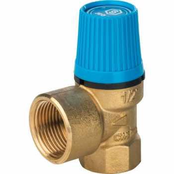Stout Предохранительный клапан для систем водоснабжения 6-1/2 SVS-0003-006015
