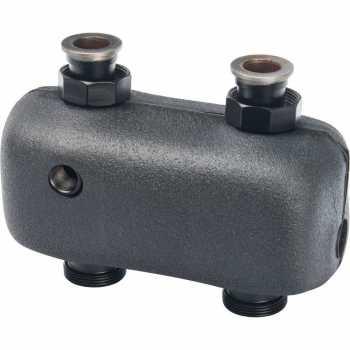 Stout Гидравлическая стрелка 3 м3/час (с гайками) SDG-0015-004001