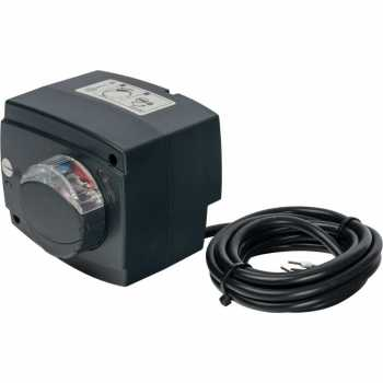 Stout Сервопривод для смесительных клапанов, ход 90°, для пропорциональной регулировки SVM-0005-230016