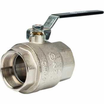 Stout Кран шаровой полнопроходной, ВР/ВР, ручка рычаг 2 SVB-0001-000050