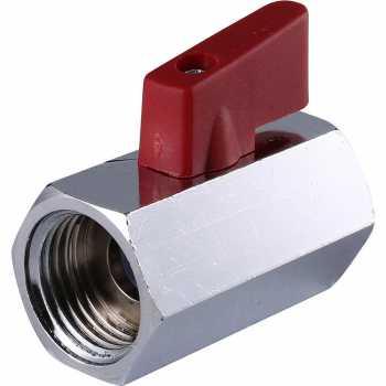 """Stout 1/2"""" Кран шаровой мини, муфтовый SVB-0021-000015"""