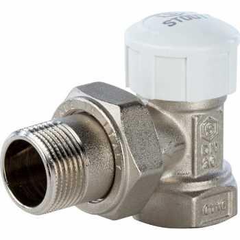 Stout Клапан термостатический, угловой 3/4 SVT 0004 000020