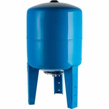 Stout Расширительный бак, гидроаккумулятор 750 л. вертикальный (цвет синий) STW-0002-000750