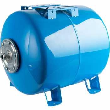 Stout Расширительный бак, гидроаккумулятор 300 л. горизонтальный (цвет синий) STW-0003-000300