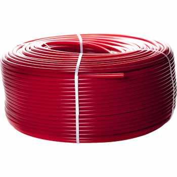 Stout 20х2,0 PEX-a труба из сшитого полиэтилена с кислородным слоем, красная SPX-0002-242020
