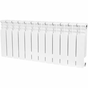 Stout Space 350 12 секций радиатор биметаллический боковое подключение SRB-0310-035012