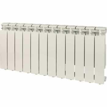 Stout Bravo 350 12 секций радиатор алюминиевый боковое подключение SRA-0110-035012