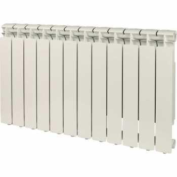Stout Bravo 500 12 секций радиатор алюминиевый боковое подключение SRA-0110-050012