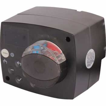 Stout Сервопривод для смесительных клапанов с датчиком для фиксированной регулировки температуры SVM-0015-230017