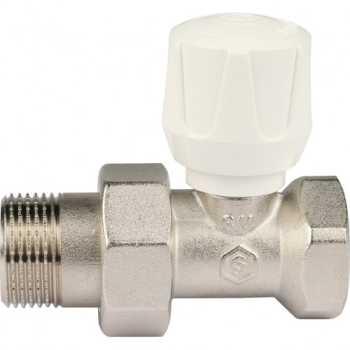 """Stout Клапан ручной терморегулирующий, прямой 3/4"""" SVR 2122 000020"""