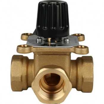 """Stout трехходовой смесительный клапан 3/4"""" KVs 6 SVM-0003-012002"""