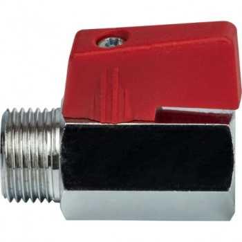 Stout 3/8 Кран шаровой мини, муфта/резьба SVB-0022-000010