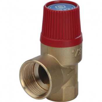 Stout Клапан предохранительный 25 x 1/2 SVS-0001-002515