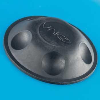 Stout Расширительный бак, гидроаккумулятор 24 л. вертикальный (цвет синий) STW-0001-000024