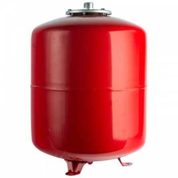 Stout Расширительный бак на отопление 150 л. (цвет красный) STH-0006-000150