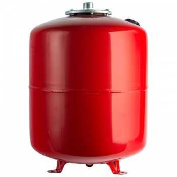Stout Расширительный бак на отопление 200 л. (цвет красный) STH-0006-000200