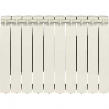 Stout Bravo 500 10 секций радиатор алюминиевый боковое подключение SRA-0110-050010