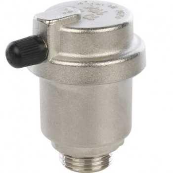 Stout 1/2 Автоматический воздухоотводчик, боковой выпуск (латунь) SVS-0012-000015