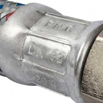 Stout Гибкая подводка для воды  ВР 1 1/4 х ВР 1 1/4,  длина 800 мм SHF 0156 323232