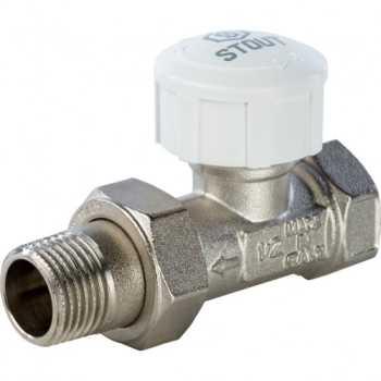 Stout Клапан термостатический, прямой 1/2 SVT 0001 000015