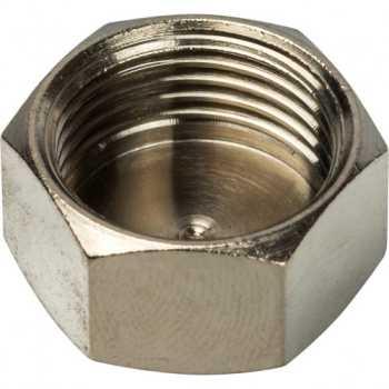 Stout Заглушка ВР никелированная 3/8 SFT-0027-000038