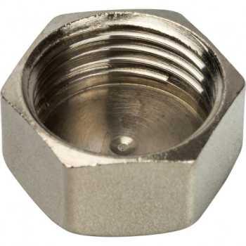 Stout Заглушка ВР никелированная 1/2 SFT-0027-000012
