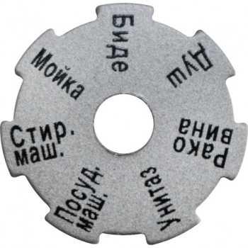 Stout Информационный диск для распределительных коллекторов SMB 6801 000601