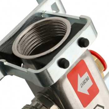 Stout Коллектор из нержавеющей стали без расходомеров 2 вых. SMS 0922 000002